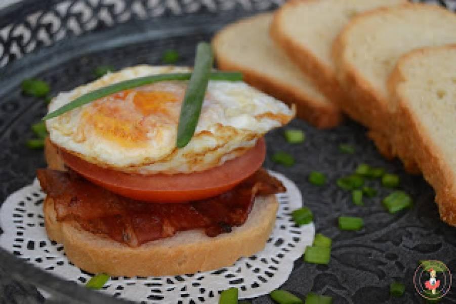 Chrupiące śniadanie
