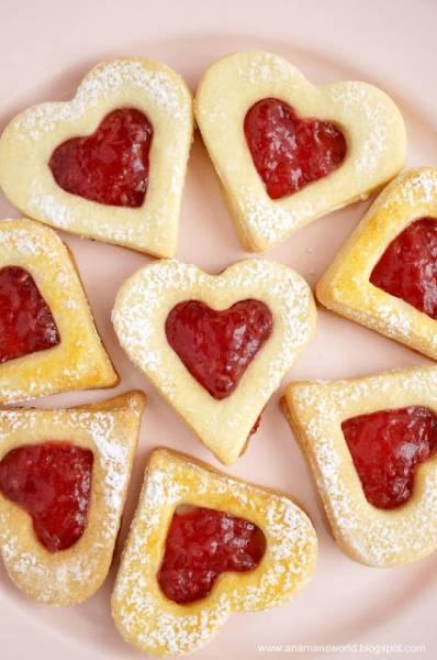 Ciasteczka od serca
