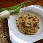 Spaghetti Carbonara-oryginalny przepis