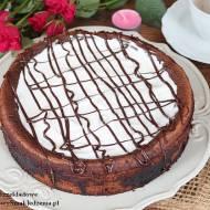 czekoladowe ciasto upadłego anioła