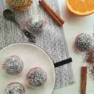 Kulki z nutą pomarańczy i cynamonu