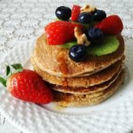 Pancakes orkiszowe - orkiszowe pankejki :)