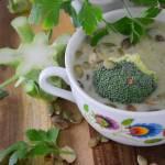 Zupa krem brokułowa
