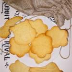 Szybkie waniliowe ciasteczka (wycinane przez dzieci)