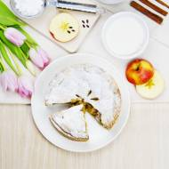 Oszczędna szarlotka (5 składników)