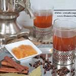 zbiteń – rosyjski napój korzenny rozgrzewający