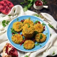 Pieczony falafel (wychodzenie z diety dr Dąbrowskiej)