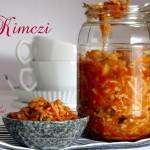 Kimchi (kimczi) - pikantna kiszonka z Korei