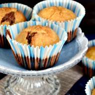 Muffiny kokosowo-kakaowe