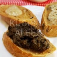 Tapenada (pasta z oliwek) wg Aleex