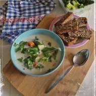 Rozgrzewająca zupa zimowa