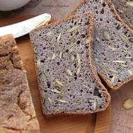 Chleb z niepalonej kaszy gryczanej (bez mąki i drożdży)