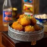 Gulab jamun - indyjskie pączki w syropie
