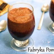 Gorąca czekolada z wiśniami