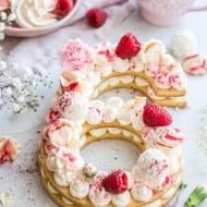 6 urodziny bloga   Number Cake, czyli tort z kruchego ciasta