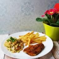 Pieczona ryba z curry
