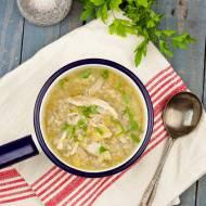 Szkocka zupa porowa