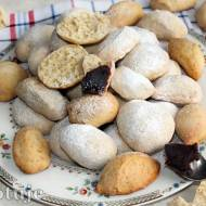 Wegańskie ciasteczka bananowe a'la mini bułeczki (bez jajek i mleka)