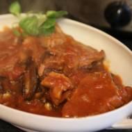 Karkówka w pysznym pomidorowym sosie