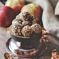 Kulki mocy - smak dzieciństwa czyli jabłko i marchewka