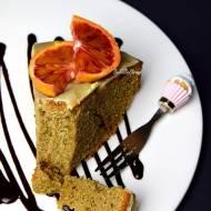 Proste ciasto pomarańczowe z mąki razowej