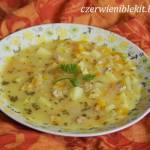 Soczewicówka a la zupa grochowa
