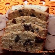 Ciasto na białkach z gorzką czekoladą