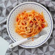 Tagliatelle z ragu bolońskim