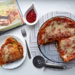 Naleśnikowa lasagne ze szpinakiem – przepis krok po kroku