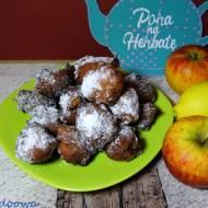 Fritule - chorwackie mini pączusie z jabłkiem i cytryną