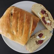Hornazo, hiszpański chlebek wielkanocny