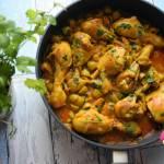 Pałki z kurczaka po marokańsku