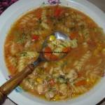 Pomidorówka z dodatkami