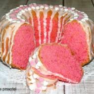 Cukierkowa babka majonezowa na Dzień Kobiet