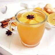Herbata imbirowa z kurkumą