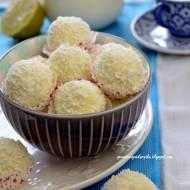Trufle kokosowo - limonkowe