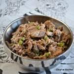 Oriyntalny szałołt ze tuńczykym (Orientalna sałatka z tuńczykiem)