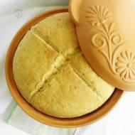 Chleb Drożdżowy Z Garnka Rzymskiego