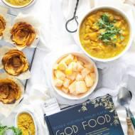 God Food, coco curry z dynią hokkaido