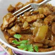 Jarzynka do obiadu: cebula z selerem