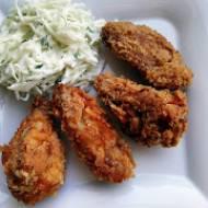 Skrzydełka HOT WINGS w panierce a'la KFC