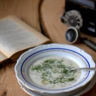 Zwyczajna zupa rybna – rosolnik; zupa ogórkowa