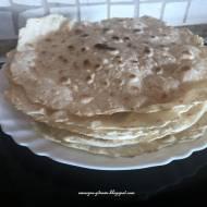 CHLEBEK ARABSKI (PITA, FLAT BREAD)
