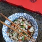 Szybka chińszczyzna (bez mięsa) - obiad w 15 min.