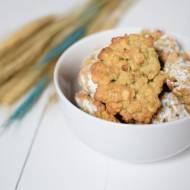 Ciasteczka owsiano-kokosowe