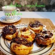 Ślimaczki francuskie z chałwą i orzechami wg Aleex