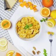 Słoneczny makaron dyniowy (6 składników)