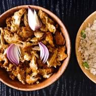 Zdrowy fastfood: Domowa shawarma z kurczaka
