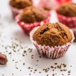 cynamonowo-kawowe muffinki z daktylami // cinnamon-coffee muffins with dates
