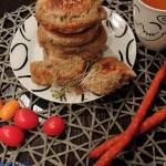 Zakwasowe chlebki orkiszowe